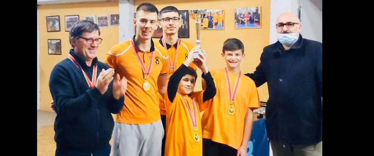 KPP Lidhja e Prizrenit (J) - Kampion i Liges se Junioreve te Kosoves per vitin 2020