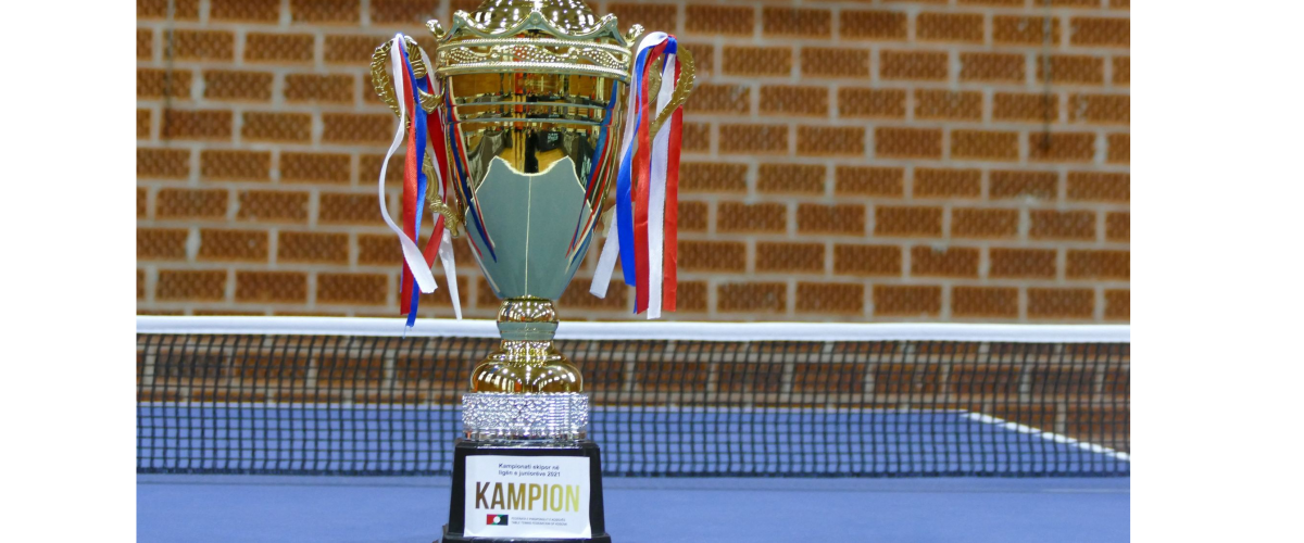 Lidhja e Prizrenit (M) dhe Ahmet Hoxha (F) kampion të ligës së juniorëve për vitin 2021
