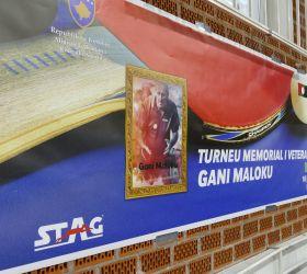 U organizua turneu i veteranëve 'Gani Maloku'